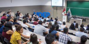 Gonzalo Villarán en Hub Udep