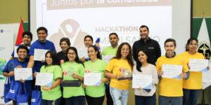 Ganadores Hackathon Impulsando Emprendimientos