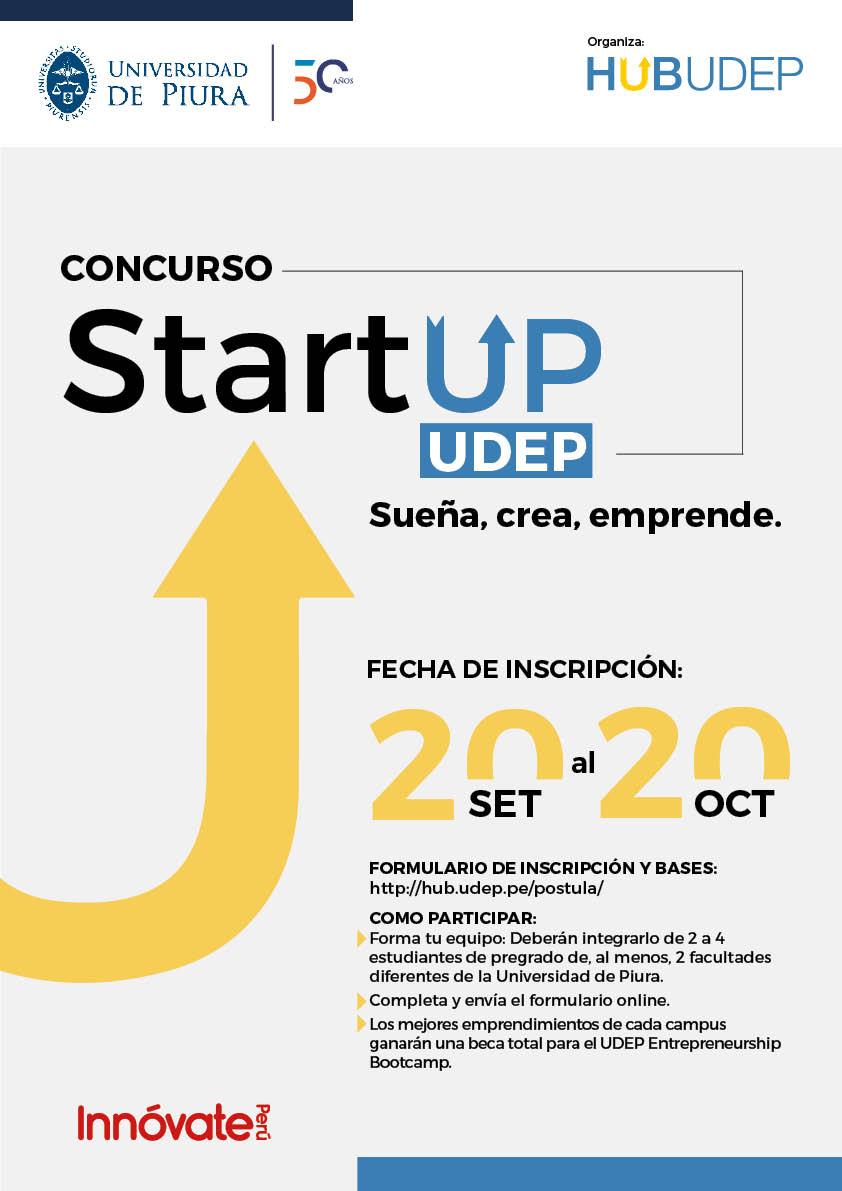Startup UDEP