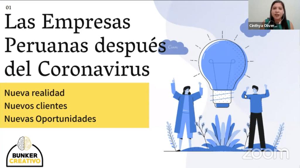 Las empresas peruanas después del coronavirus